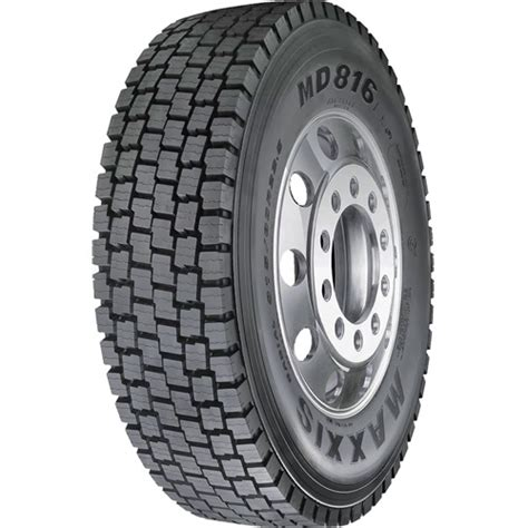295/80 22.5 MD816 Maxxis